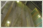 生産組合による散茶・乾燥施設